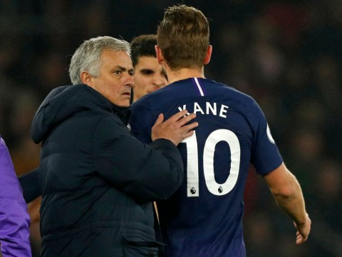 Tottenham boss Jose Mourinho suggests Harry Kane could miss the rest of the season and Euro 2020