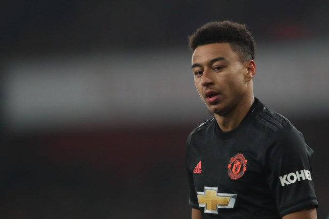 Jesse Lingard continued his poor form against Arsenal