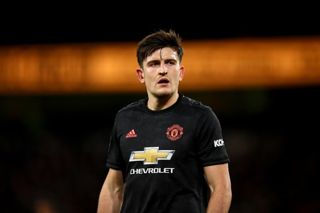 Manchester United star Harry Maguire could feature against Norwich in the Premier League