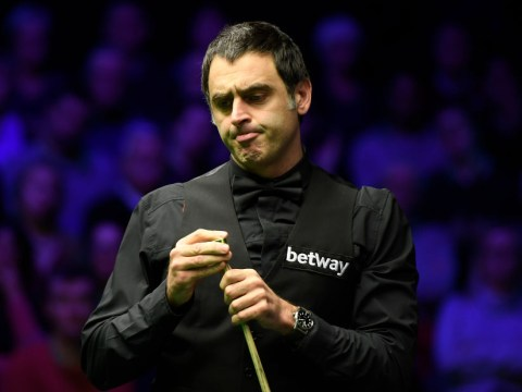 Ronnie O'Sullivan picks out Goffs as the greatest snooker venue
