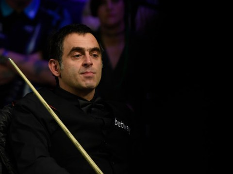Ronnie O'Sullivan: I've done everything I shouldn't do in snooker this season