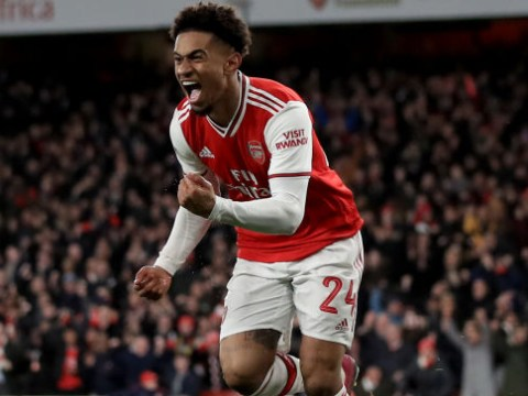 Arsenal boss Mikel Arteta has Unai Emery to thank for blocking Reiss Nelson's transfer