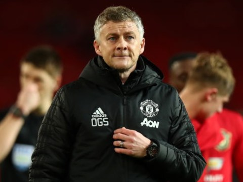 Manchester United boss Ole Gunnar Solskjaer insists he's had 'forthright' transfer talks with Ed Woodward