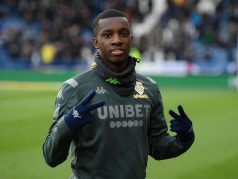 Eddie Nketiah sends class message to Leeds United fans after returning to Arsenal