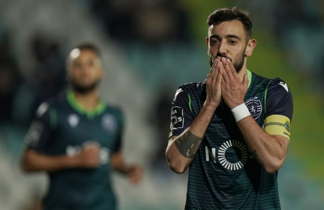 Sporting star Bruno Fernandes linked with Man Utd move