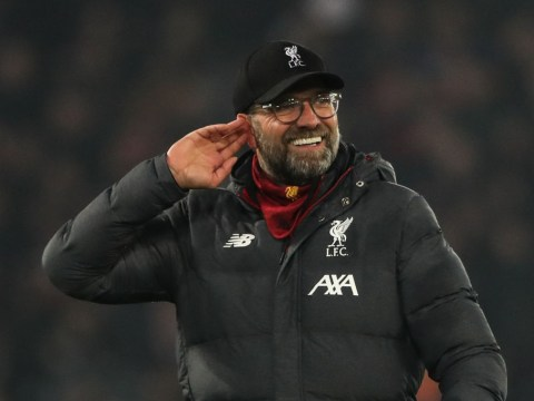 Liverpool manager Jurgen Klopp issues rallying cry to Anfield crowd ahead of West Ham clash