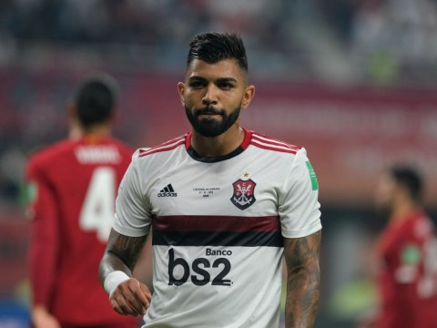 Gabigol flies in for showdown talks amid Chelsea transfer links