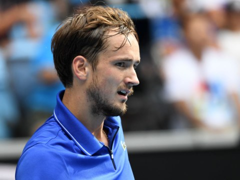 Daniil Medvedev reacts to Australian Open exit at the hands of Stan Wawrinka