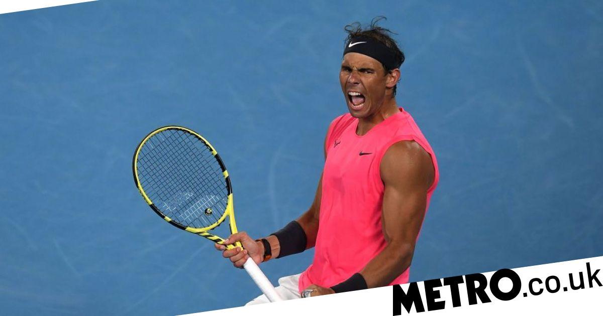 Rafael Nadal downs Nick Kyrgios in thrilling Australian Open clash