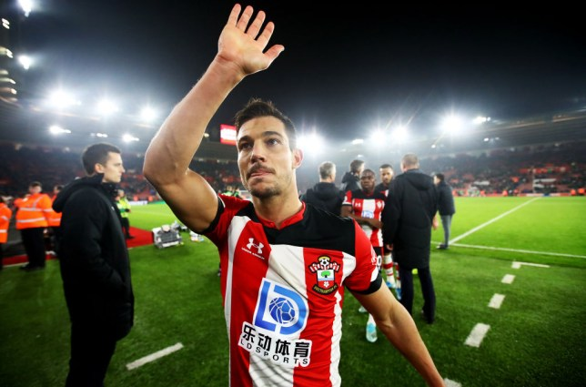 Cedric Soares will join Arsenal on loan, initially, from Southampton