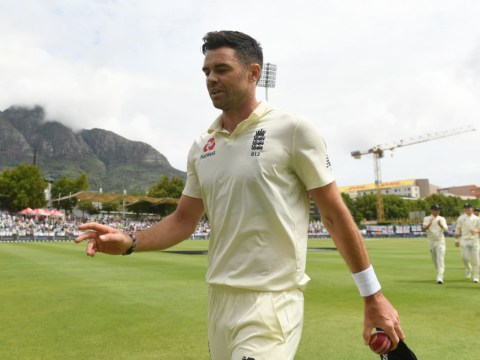 James Anderson breaks Sir Ian Botham record as England take control of second South Africa Test
