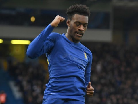 Frank Lampard rates Callum Hudson-Odoi's performance after Chelsea's victory over Nottingham Forest