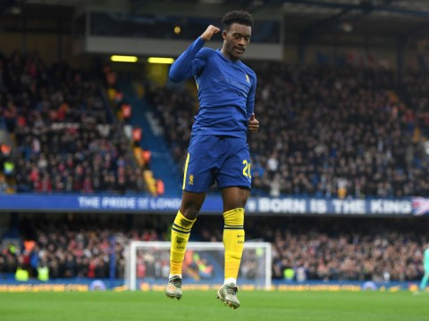 Chelsea confirm Callum Hudson-Odoi is 'back to his usual self' after coronavirus diagnosis
