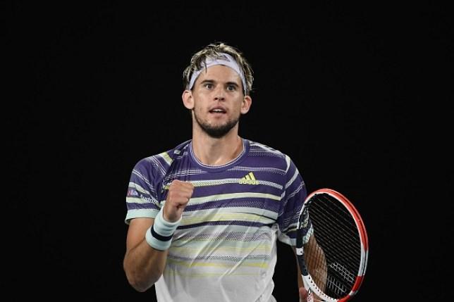 Dominic Thiem to face Novak Djokovic in Australian Open final after Alexander Zverev victory