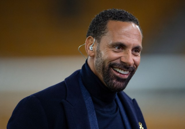 Rio Ferdinand may have let the cat out of the bag...