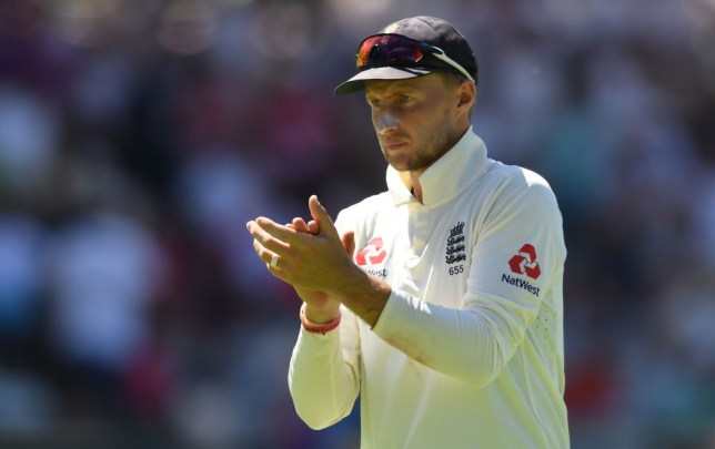 Joe Root missed training ahead of the third Test against South Africa