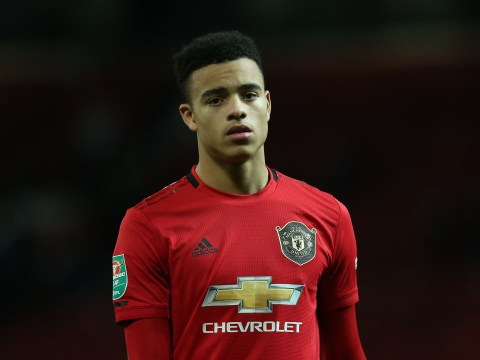 Wes Brown urges Mason Greenwood to ignore England talk and focus on fledgling Manchester United career