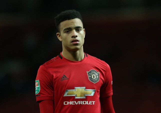 Wes Brown has urged Mason Greenwood to focus on his Manchester United career