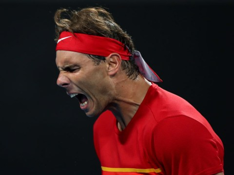 Rafael Nadal and Novak Djokovic set showdown as Spain book Serbia ATP Cup final clash