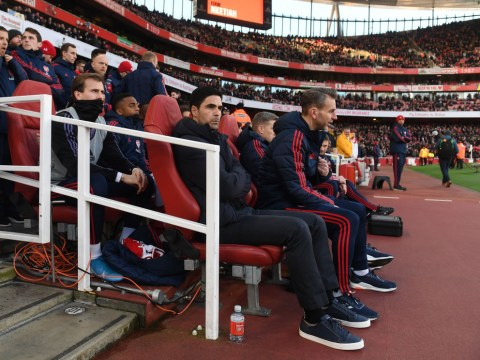 Mikel Arteta sends subtle message to Arsenal board over Layvin Kurzawa transfer