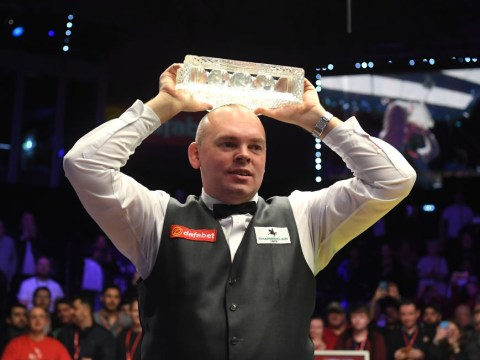 Stuart Bingham credits Mars Bar and a coffee for remarkable turnaround in Masters final