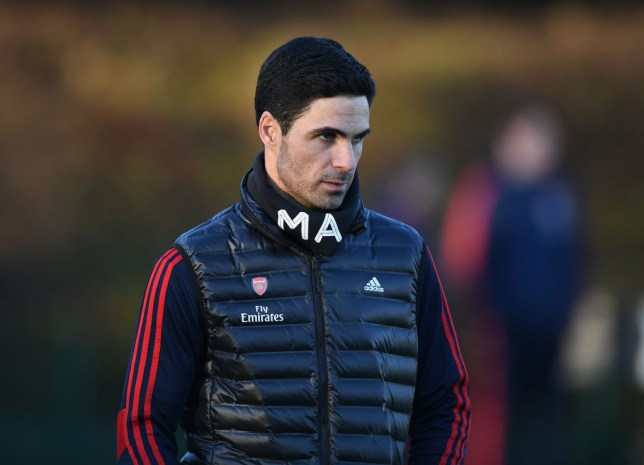 Arsenal boss Mikel Arteta has been urged to sign two defenders this month