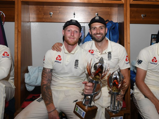 Ben Stokes helped England clinch an emphatic series victory over South Africa