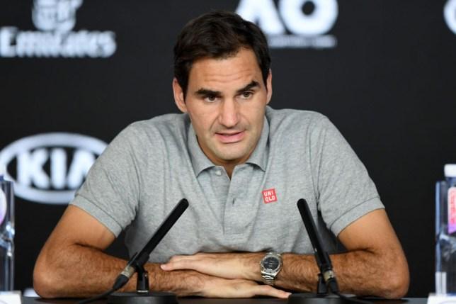 Roger Federer reacts to 'horrible' Novak Djokovic defeat