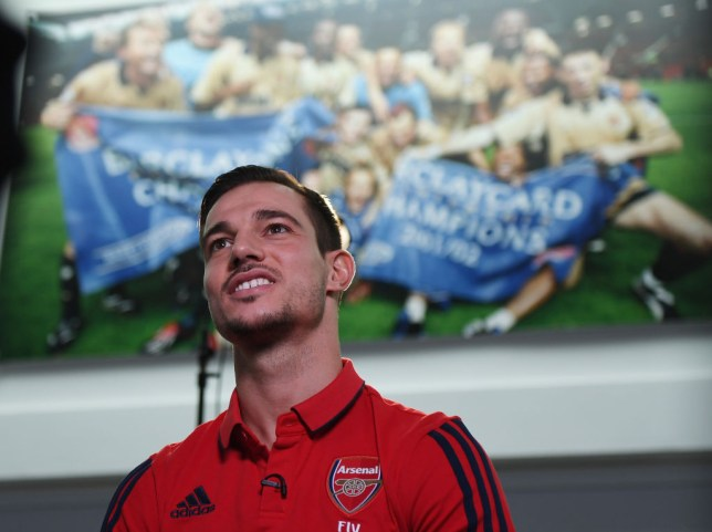 Arsenal completed a loan move for Cedric Soares on transfer deadline day