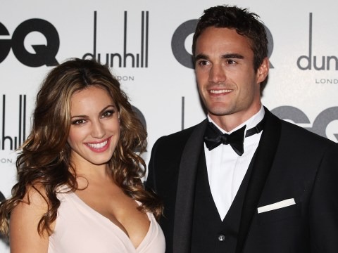 Kelly Brook takes swipe at ex-boyfriend Thom Evans but insists there's 'no resentment'
