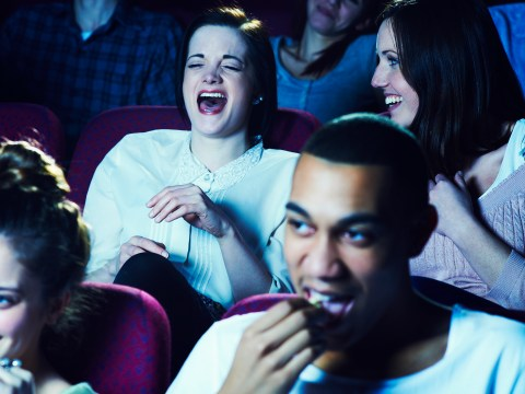 Watching a film in the cinema counts as a 'light workout'