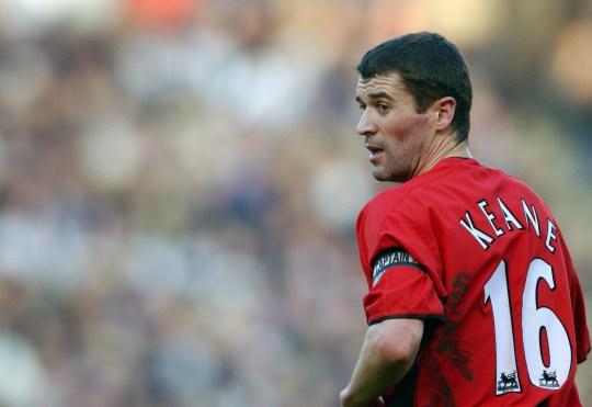 Former Man Utd captain Roy Keane