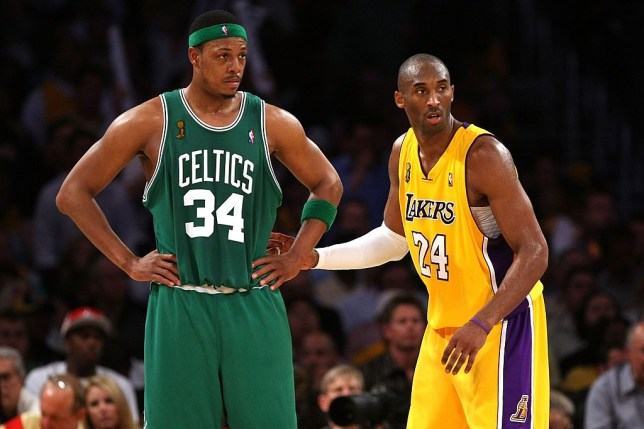 Paul Piece had a strong rivalry with Kobe Bryant during their NBA careers