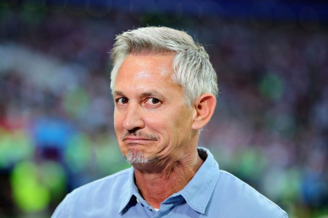 Gary Lineker faces Match of the Day axe