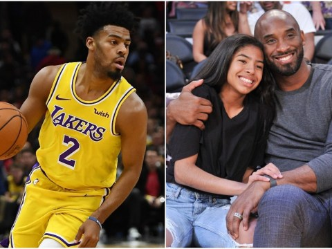 LA Lakers star Quinn Cook changes jersey number to honour Kobe Bryant's daughter Gianna