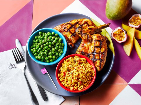 Nando's ditches mango and lime flavour and replaces it with passionfruit and mango