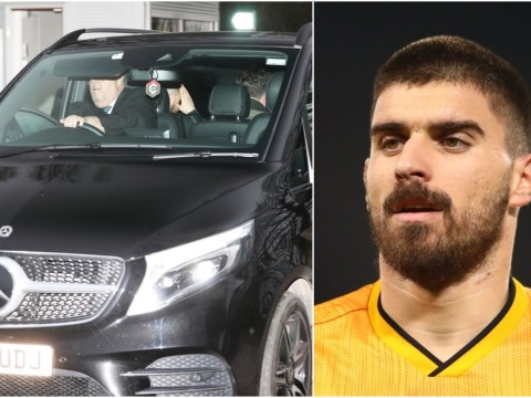 Manchester United fans mistakenly convinced Wolves midfielder Ruben Neves visited club's training ground