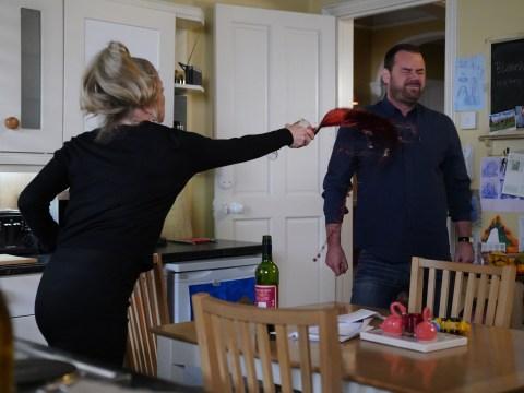 EastEnders spoilers: Fuming Linda Carter lashes out at Mick