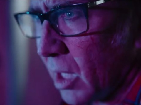 Colour Out Of Space is more glorious nonsense from Nicolas Cage