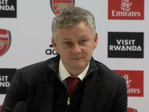 Ole Gunnar Solskjaer targets signing two midfielders after Manchester United's defeat to Arsenal