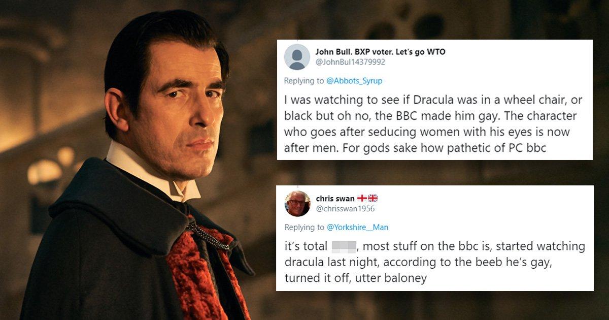 Dracula gay sex