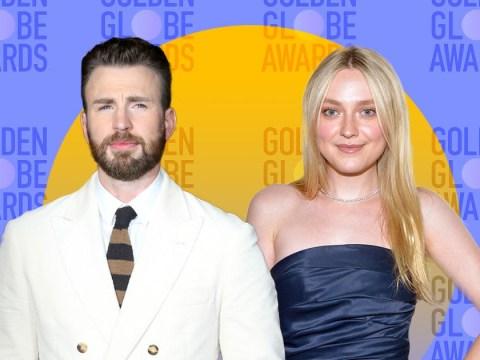 Avengers' Chris Evans and Dakota Fanning among stars to present awards at 2020 Golden Globes