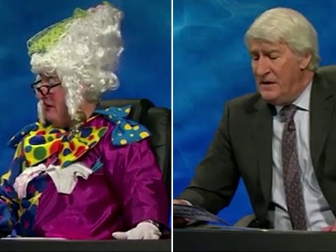 University Challenge viewers think they're tripping as Jeremy Paxman gets panto makeover with no warning
