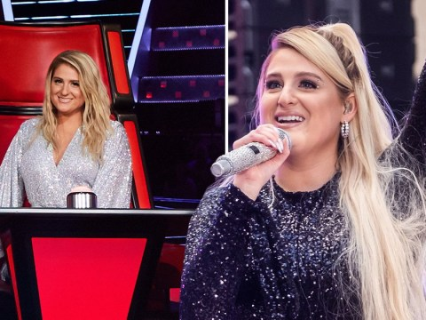 The Voice 2020: Meghan Trainor is upset that no one sang her song in audition process