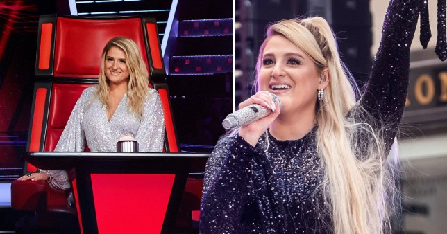 Meghan Trainor The Voice