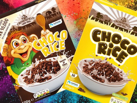 Lidl will remove cartoon characters from all own-brand cereal packaging to stop kids pestering their parents
