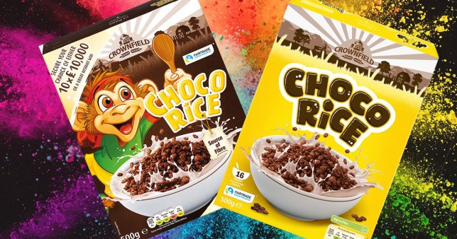 lidl to remove cartoon characters from own-brand cereal packaging