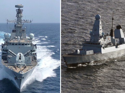 Britain sends warships to Persian Gulf to 'protect citizens' amid Iran crisis