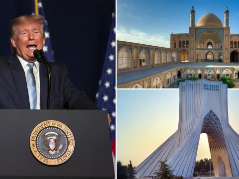 Trump accused of 'war crimes' in threat to bomb Iranian cultural sites