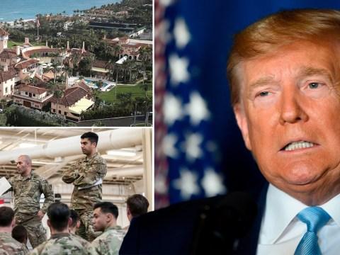 Trump ordered Iran airstrike 'while on holiday at his golf club'